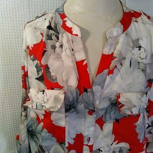Calvin Klein tunic size 1X